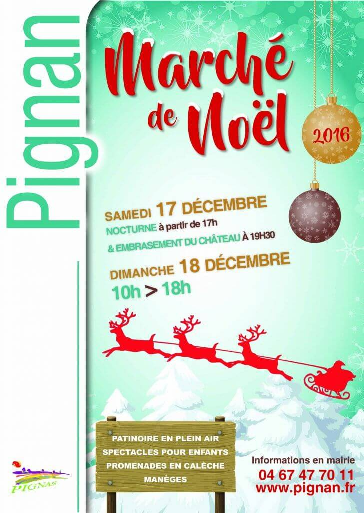 marché-de-Noël-pignan