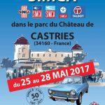 La Camionnette au rassemblement Simca 2017 à Castries