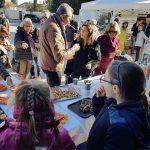 Les 1 an de l'épicerie La Camionnette au Marché du Lez